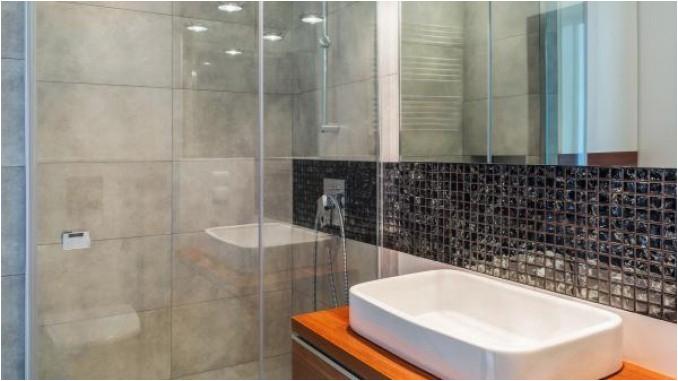 Badezimmer Fliesen Kalk Entfernen Kalk An Duschtür Aus Glas Entfernen
