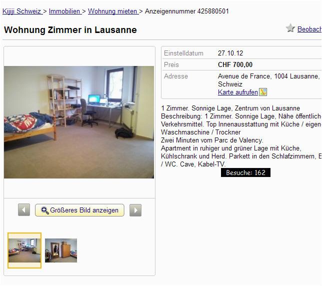 Badezimmer Modern Zürich Wohnungsbetrug2013