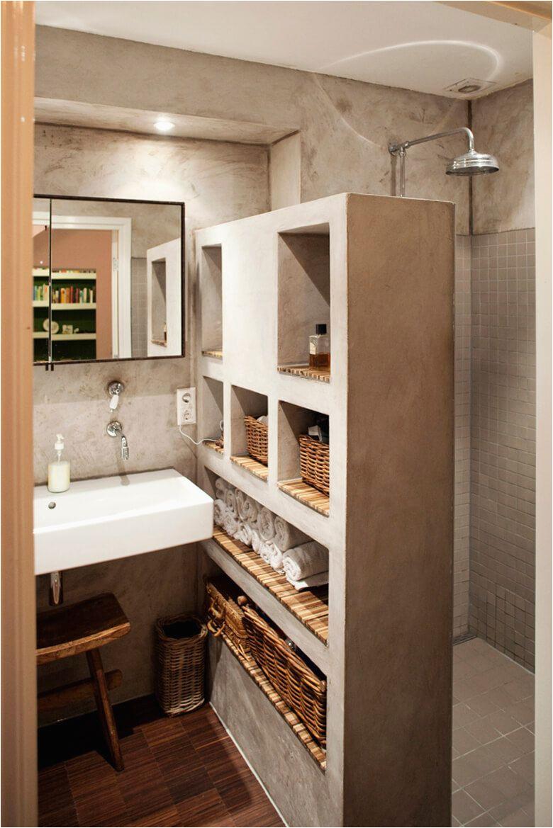 Badezimmer Regal Badewanne 25 Brilliant Built In Badezimmer Regal Und Storage Ideen Zu