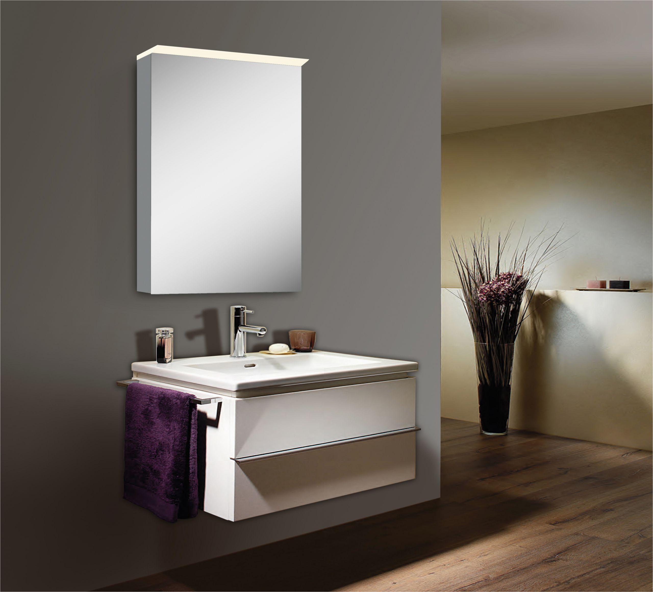 Badezimmerspiegel Ebay Details Zu Primaster Spiegelschrank Silver Rock Led Beleuchtung Alibert Spiegel Badezimmer