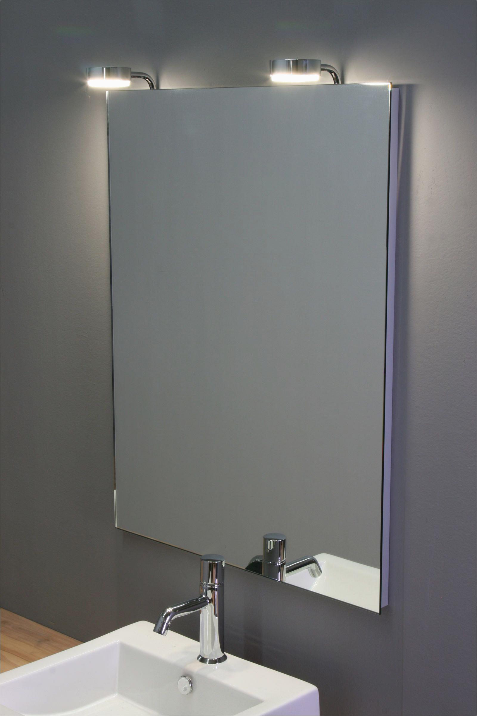 Badezimmerspiegel Mit Lampe Led Spiegelleuchte Dribb