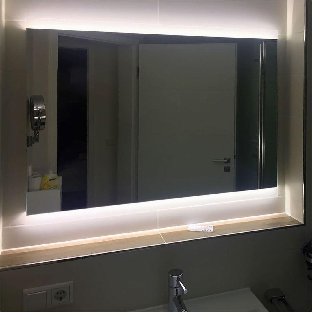 Beleuchtung Badezimmer Spiegel Noemi 2019 Design Badezimmerspiegel Mit Led Beleuchtung Zum