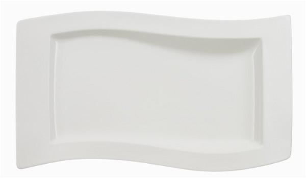 Villeroy and Boch Products Villeroy & Boch Newwave Platte Rechteckig 49 X 30 Cm