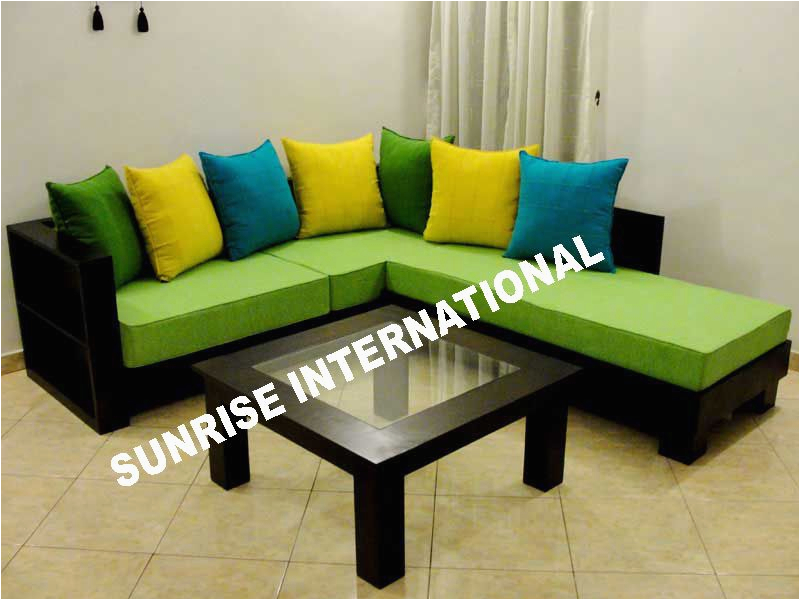 Wooden sofa Design Catalogue Custom Long L Shaped Wood sofa Google Search