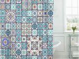 Amazon Badezimmer Deko Emvency Stoff Vorhang Für Dusche Vorhang Mit Haken