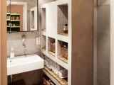 Badezimmer Einbauregal 25 Brilliant Built In Badezimmer Regal Und Storage Ideen Zu