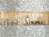 Badezimmer Fliesen Glitzer Such Glam Mixed Metals with Bling and We Love the Extra