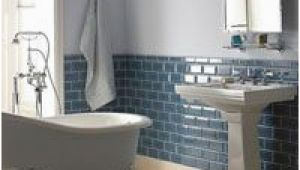 Badezimmer Fliesen Jugendstil Jugendstil Badezimmer Mit Metrofliesen