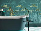 Badezimmer Fliesen Oder Tapezieren Badezimmer Tapeten Fürs Bad [sch–ner Wohnen]