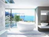 Badezimmer Modern Gemütlich Badezimmer Blaue Fliesen