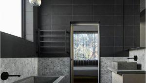 Badezimmer Modern Klein Badezimmer In Schwarz – Luxusgefühl Und Stil Im