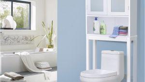 Badezimmer Regal Über toilette Badezimmer Schrank organizer