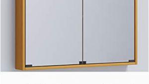 Badezimmer Spiegelschrank Lampe Austauschen Vcm Spiegelschrank Badmöbel Badezimmer Badezimmerschrank Hängeschrank Spiegel Badschrank Madol Xl Schwarz