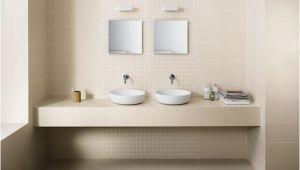 Badezimmer Unterschiedliche Fliesen Mit Einheitlichen Fliesen Größe Vortäuschen Bild 8