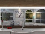 Badezimmerspiegel Heizung Badspiegel Etienne Mit Led Beleuchtung
