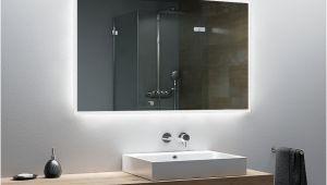 Badezimmerspiegel Uhr sonera V40 Led Badspiegel Mit Designstarken Elementen
