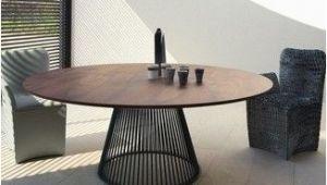 Esstisch Rund Naturstein Runder Tisch Im Modernen Stil Venezia