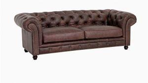 Hardeck Einzelsofa 2 Sitzer Ledersofa Elegant Schmale sofas Luxus Schmales sofa