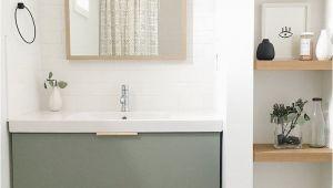 Ikea Badezimmer Design Fotografie Meine Einfach Gemalte Ikea Eitelkeit Bad