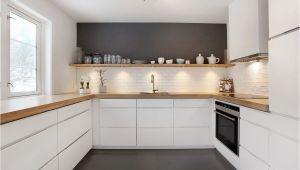 Küche Weiß Holz Arbeitsplatte Kuchen Grau Holz