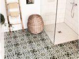 Matte Badezimmer Fliesen Reinigen Begehbare Dusche