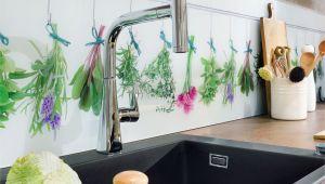 Nischenverkleidung Küche Ideen Lieblingsmotive Auf Der Küchenrückwand Unterstreichen Den