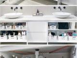 Organisation Badezimmer Schrank so organisieren Sie Ihren Badezimmerschrank