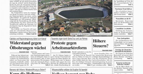 Pfister Kücheninsel Wochenblatt Zeitung Der Kanarischen Inseln Ausgabe 154