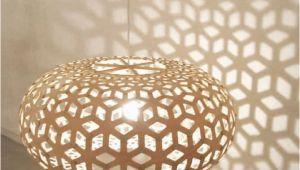 Schlafzimmer Lampe Holz Hängelampe Modern Für Innenbereich Holz Snowflake by