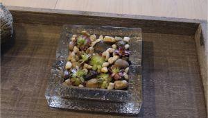 Upcycling Küchentisch Gebraucht Upcycling aschenbecher Mit Sukkulenten